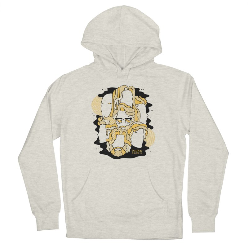 The Faces Men's French Terry Pullover Hoody by PigPen Theatre Co.'s Online Merch Shop