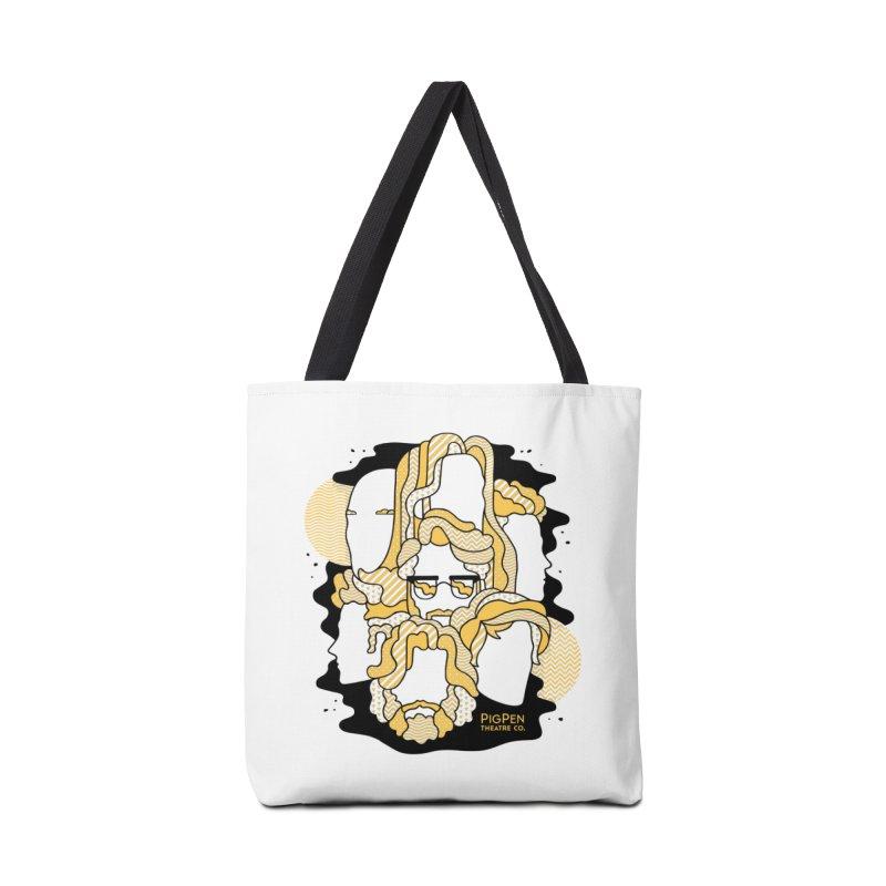 The Faces Accessories Tote Bag Bag by PigPen Theatre Co.'s Online Merch Shop