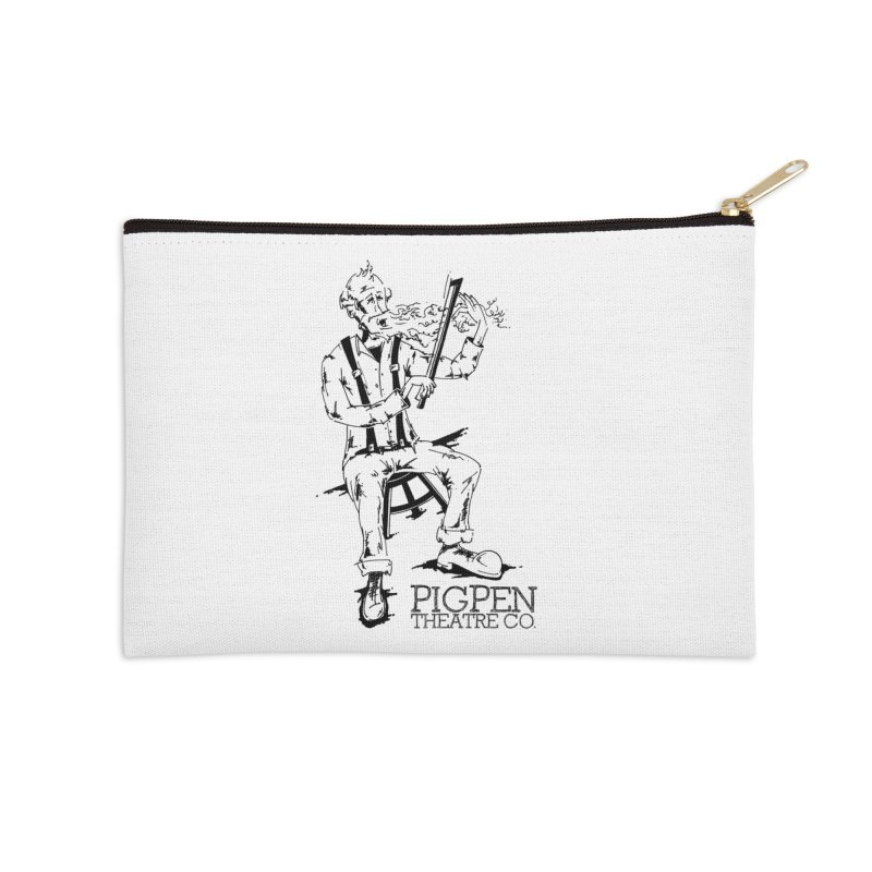The Fiddler Accessories Zip Pouch by PigPen Theatre Co.'s Online Merch Shop