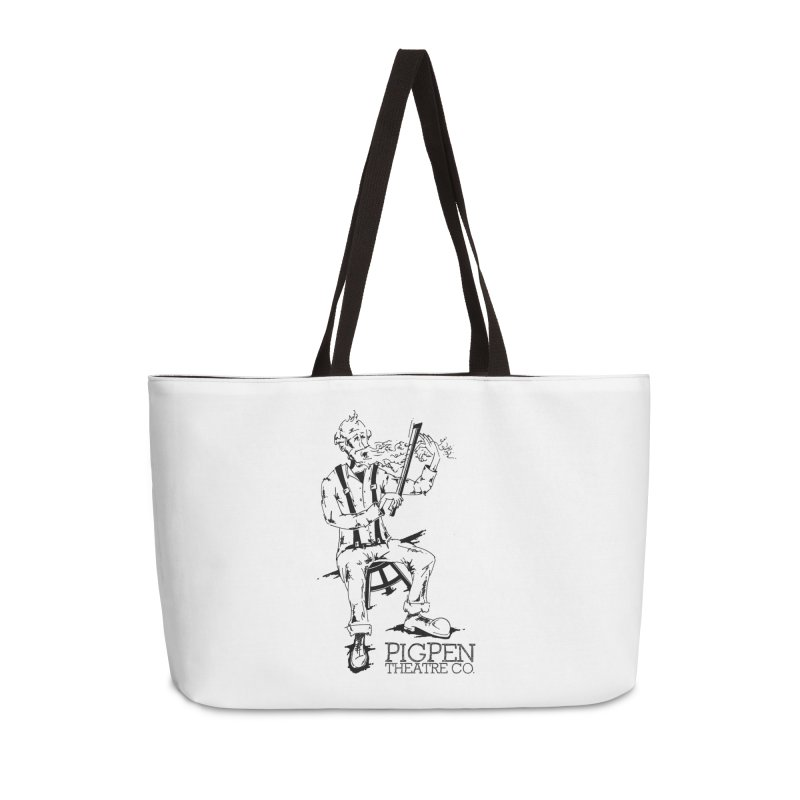 The Fiddler Accessories Weekender Bag Bag by PigPen Theatre Co.'s Online Merch Shop