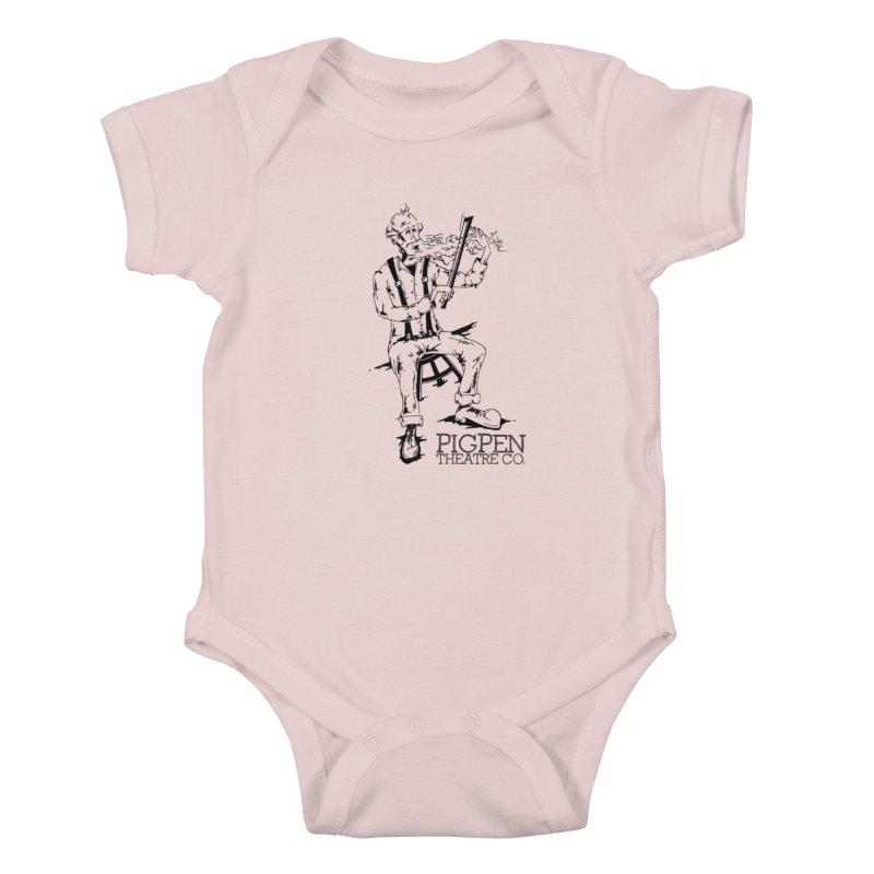 The Fiddler Kids Baby Bodysuit by PigPen Theatre Co.'s Online Merch Shop