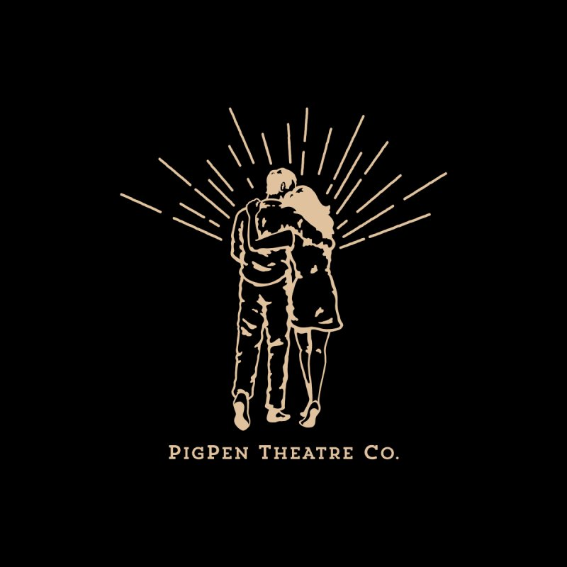 The Couple Men's T-Shirt by PigPen Theatre Co.'s Online Merch Shop