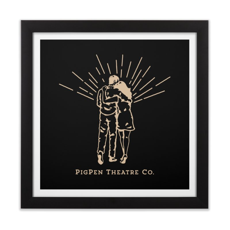The Couple Home Framed Fine Art Print by PigPen Theatre Co.'s Online Merch Shop