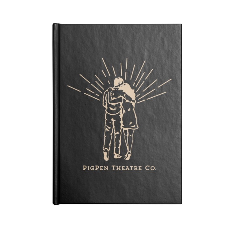The Couple Accessories Lined Journal Notebook by PigPen Theatre Co.'s Online Merch Shop