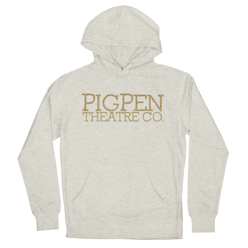 The Logo Women's French Terry Pullover Hoody by PigPen Theatre Co.'s Online Merch Shop