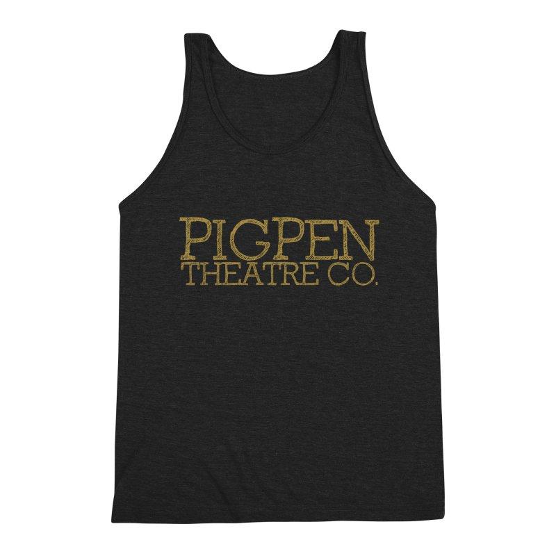 The Logo Men's Triblend Tank by PigPen Theatre Co.'s Online Merch Shop