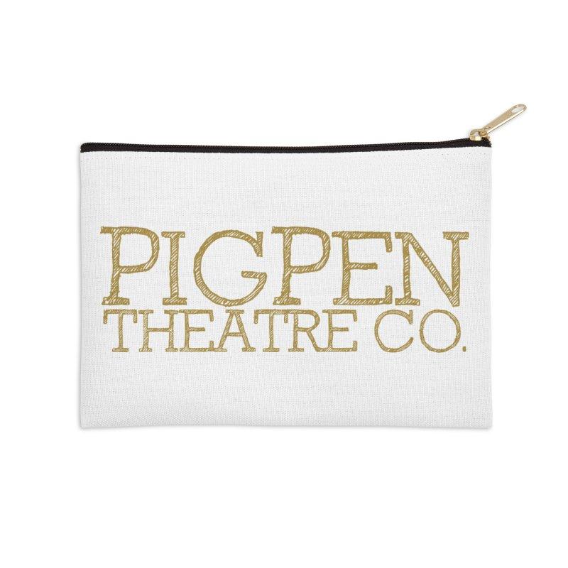 The Logo Accessories Zip Pouch by PigPen Theatre Co.'s Online Merch Shop