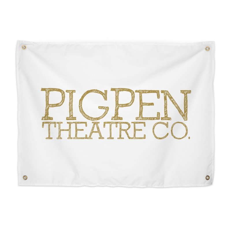 The Logo Home Tapestry by PigPen Theatre Co.'s Online Merch Shop