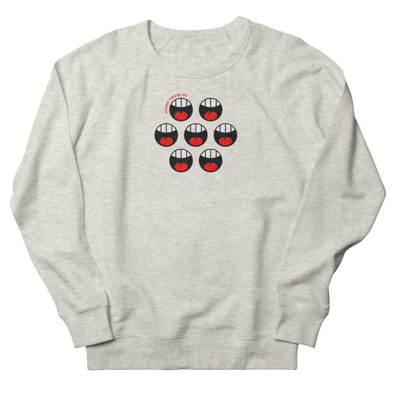 The Choir Women's French Terry Sweatshirt by PigPen Theatre Co.'s Online Merch Shop