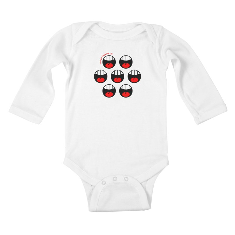 The Choir Kids Baby Longsleeve Bodysuit by PigPen Theatre Co.'s Online Merch Shop