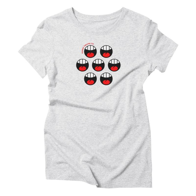 The Choir Women's Triblend T-Shirt by PigPen Theatre Co.'s Online Merch Shop