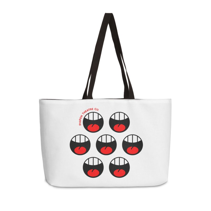 The Choir Accessories Weekender Bag Bag by PigPen Theatre Co.'s Online Merch Shop