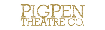 PigPen Theatre Co.'s Online Merch Shop Logo
