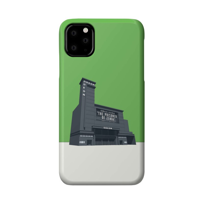 ODEON Leicester Square Accessories Phone Case by Pig's Ear Gear on Threadless