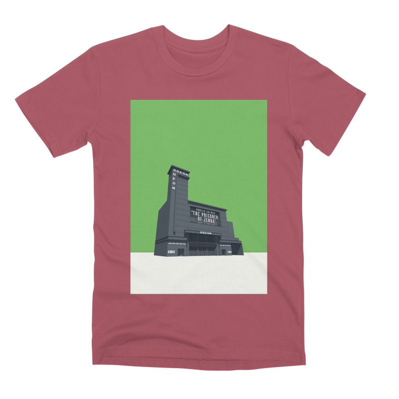 ODEON Leicester Square Men's Premium T-Shirt by Pig's Ear Gear on Threadless