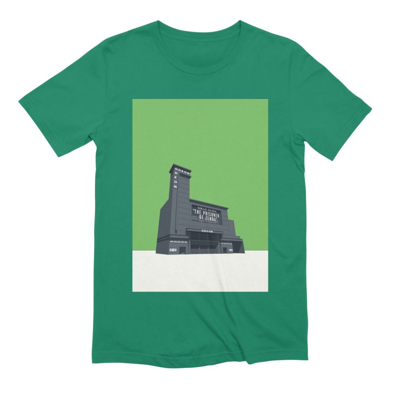 ODEON Leicester Square Men's Extra Soft T-Shirt by Pig's Ear Gear on Threadless