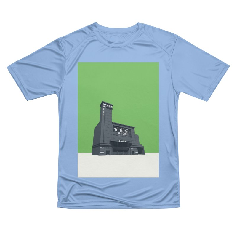 ODEON Leicester Square Men's Performance T-Shirt by Pig's Ear Gear on Threadless