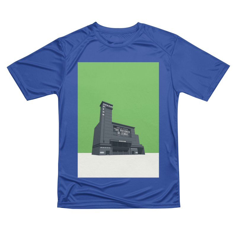ODEON Leicester Square Women's Performance Unisex T-Shirt by Pig's Ear Gear on Threadless