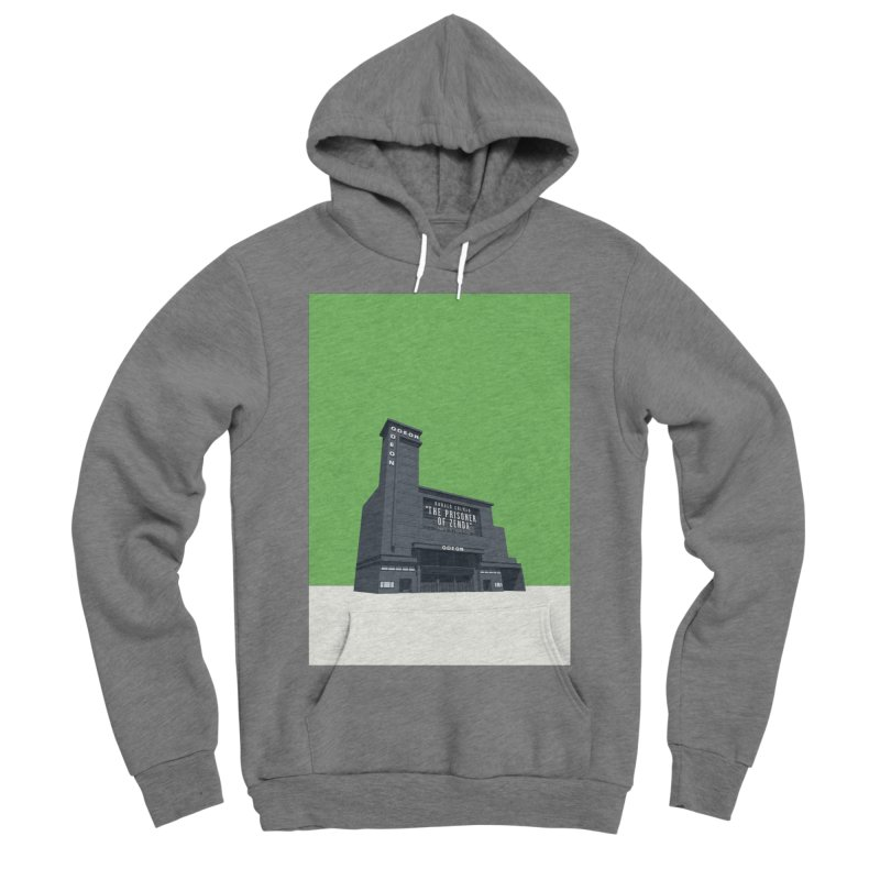 ODEON Leicester Square Women's Sponge Fleece Pullover Hoody by Pig's Ear Gear on Threadless