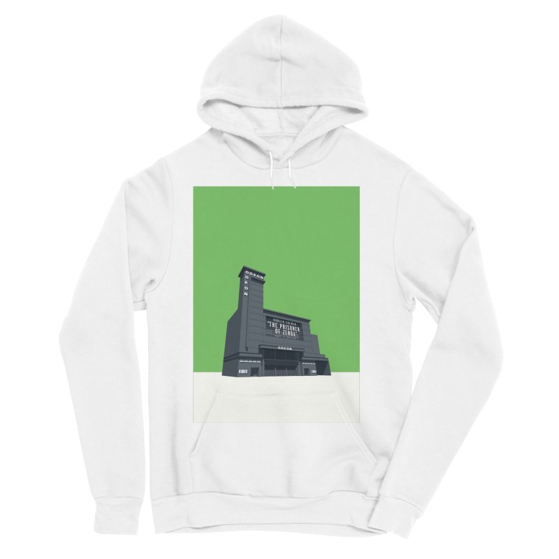 ODEON Leicester Square Men's Sponge Fleece Pullover Hoody by Pig's Ear Gear on Threadless