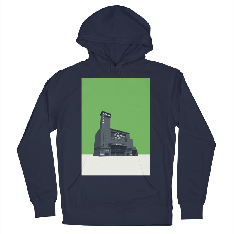 ODEON Leicester Square Women's French Terry Pullover Hoody by Pig's Ear Gear on Threadless