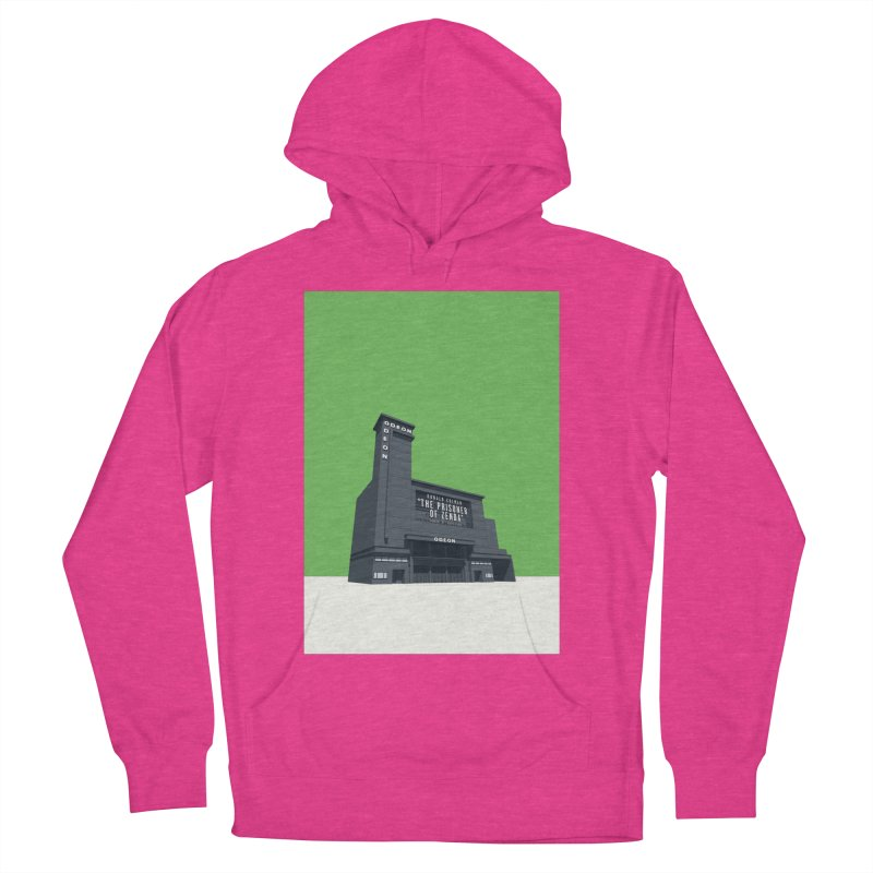 ODEON Leicester Square Men's French Terry Pullover Hoody by Pig's Ear Gear on Threadless