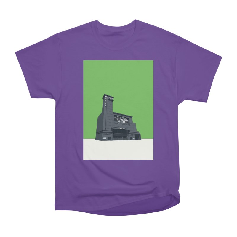 ODEON Leicester Square Women's Heavyweight Unisex T-Shirt by Pig's Ear Gear on Threadless