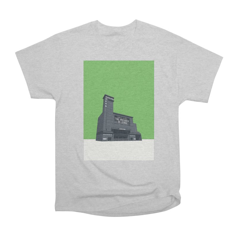 ODEON Leicester Square Men's Heavyweight T-Shirt by Pig's Ear Gear on Threadless