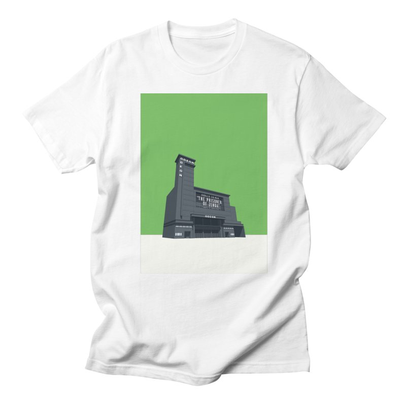 ODEON Leicester Square Men's Regular T-Shirt by Pig's Ear Gear on Threadless
