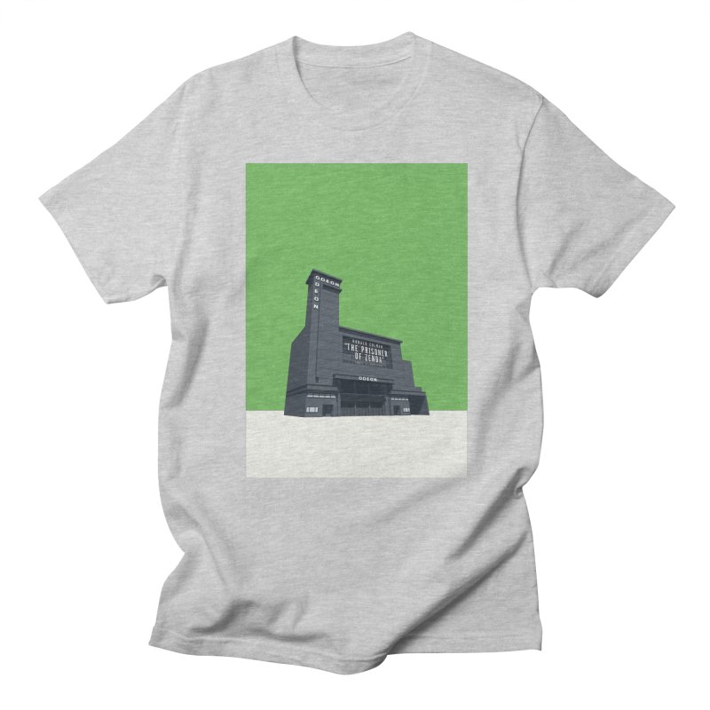 ODEON Leicester Square Women's Regular Unisex T-Shirt by Pig's Ear Gear on Threadless