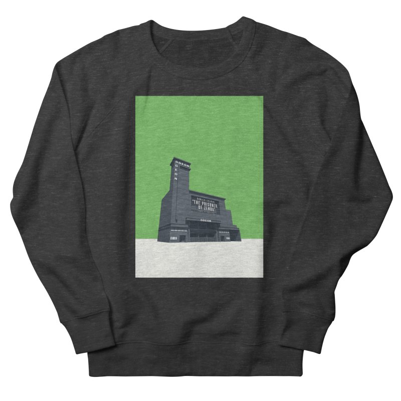 ODEON Leicester Square Men's French Terry Sweatshirt by Pig's Ear Gear on Threadless