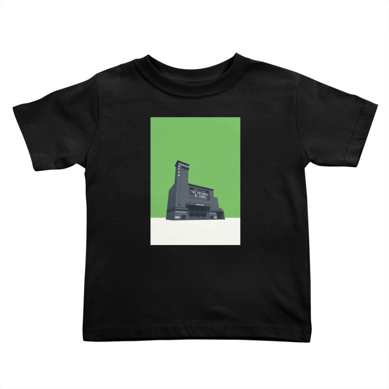 ODEON Leicester Square Kids Toddler T-Shirt by Pig's Ear Gear on Threadless