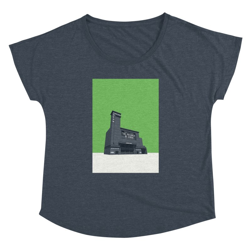 ODEON Leicester Square Women's Dolman Scoop Neck by Pig's Ear Gear on Threadless