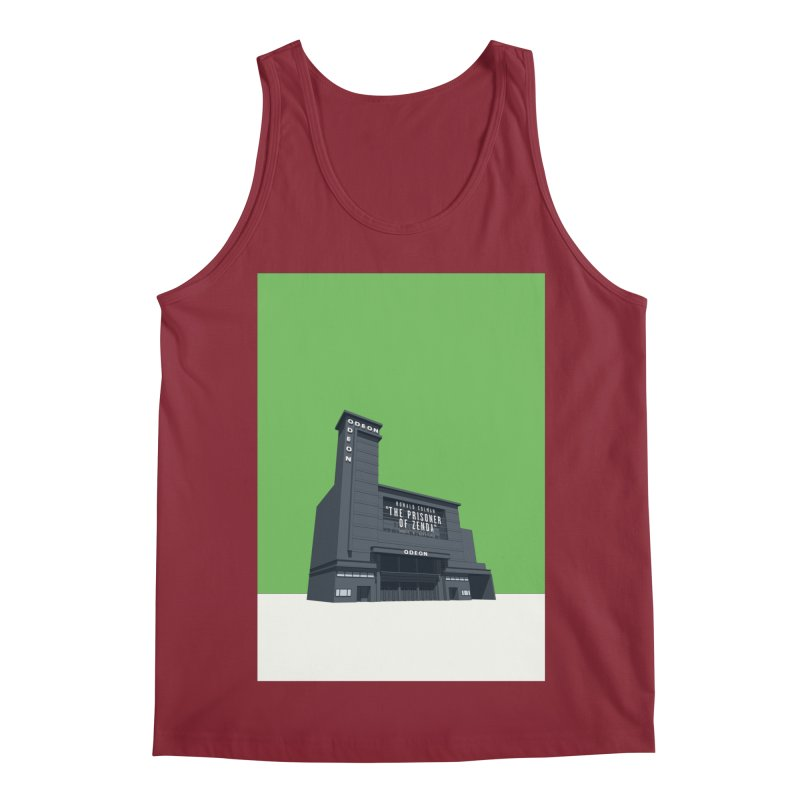 ODEON Leicester Square Men's Regular Tank by Pig's Ear Gear on Threadless