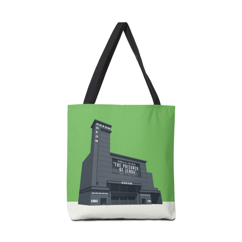 ODEON Leicester Square Accessories Tote Bag Bag by Pig's Ear Gear on Threadless