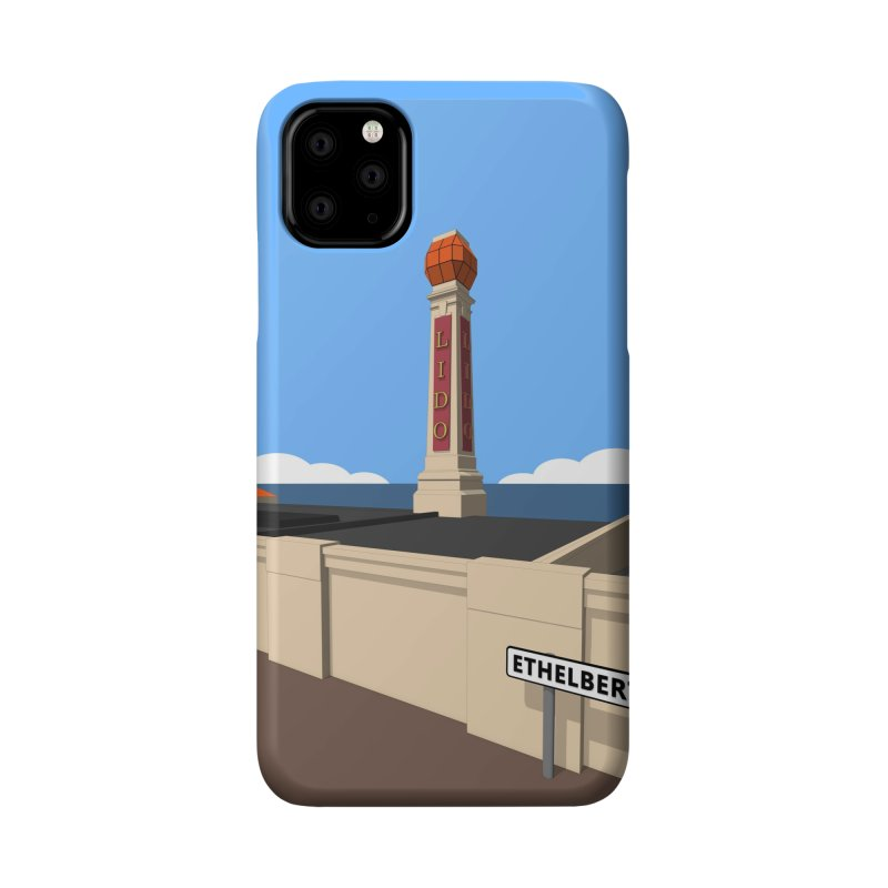 Cliftonville Lido, Margate Accessories Phone Case by Pig's Ear Gear on Threadless