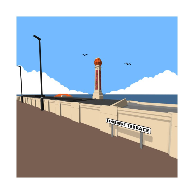 Margate in  by Pig's Ear Gear on Threadless