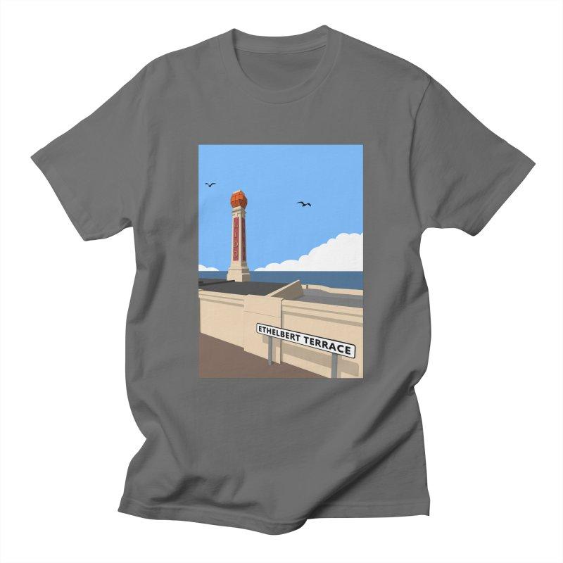 Cliftonville Lido, Margate Men's T-Shirt by Pig's Ear Gear on Threadless
