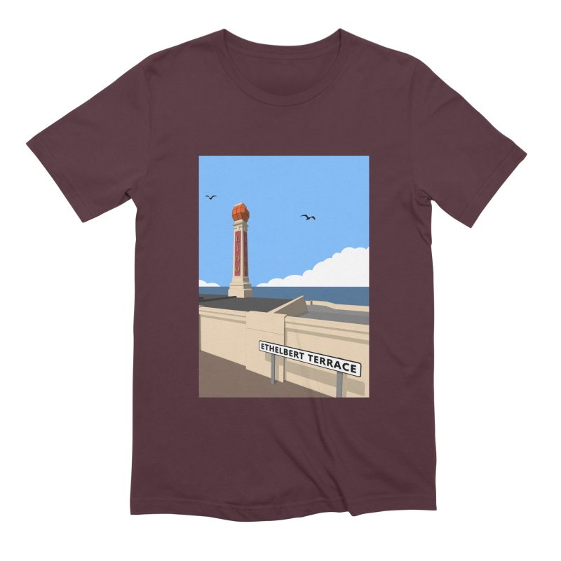 Cliftonville Lido, Margate Men's Extra Soft T-Shirt by Pig's Ear Gear on Threadless