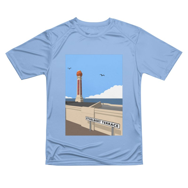Cliftonville Lido, Margate Women's Performance Unisex T-Shirt by Pig's Ear Gear on Threadless