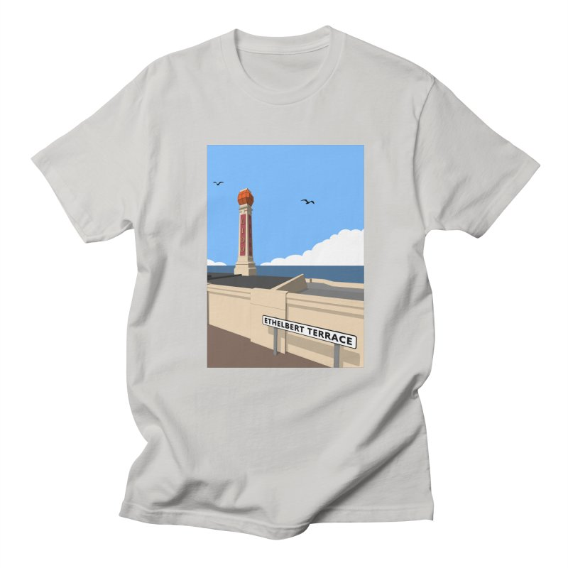 Cliftonville Lido, Margate Men's Regular T-Shirt by Pig's Ear Gear on Threadless