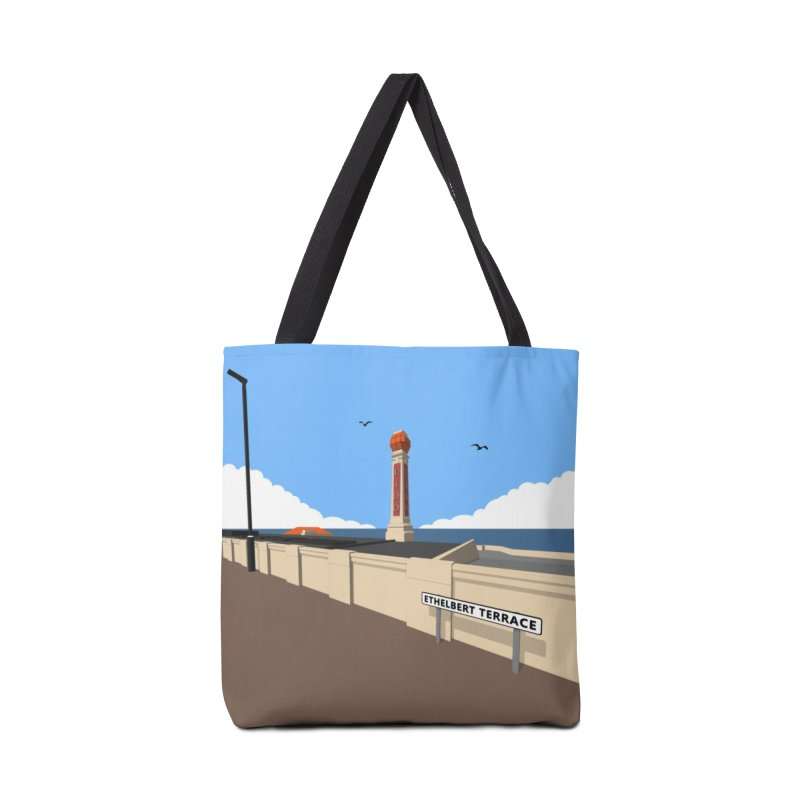 Cliftonville Lido, Margate Accessories Bag by Pig's Ear Gear on Threadless