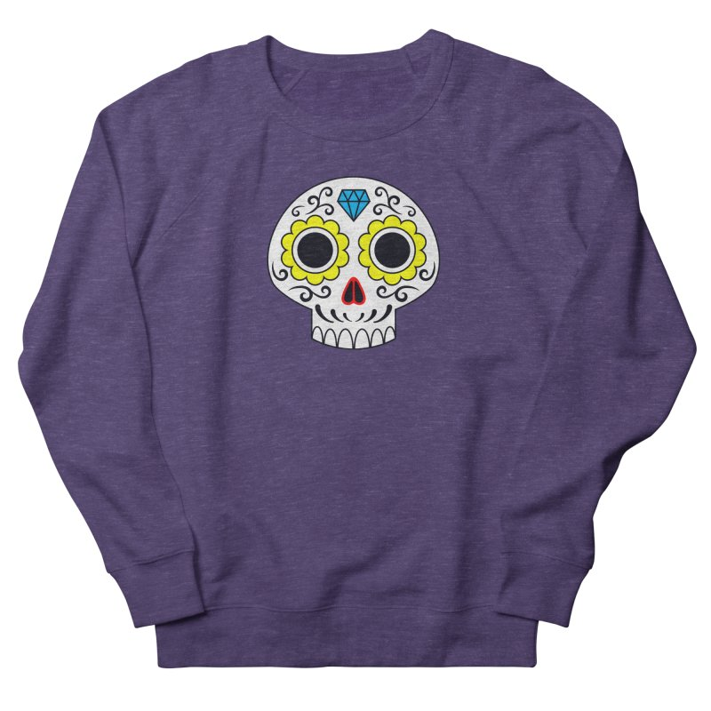 Sugar Skull for a cake Women's Sweatshirt by Pig's Ear Gear on Threadless