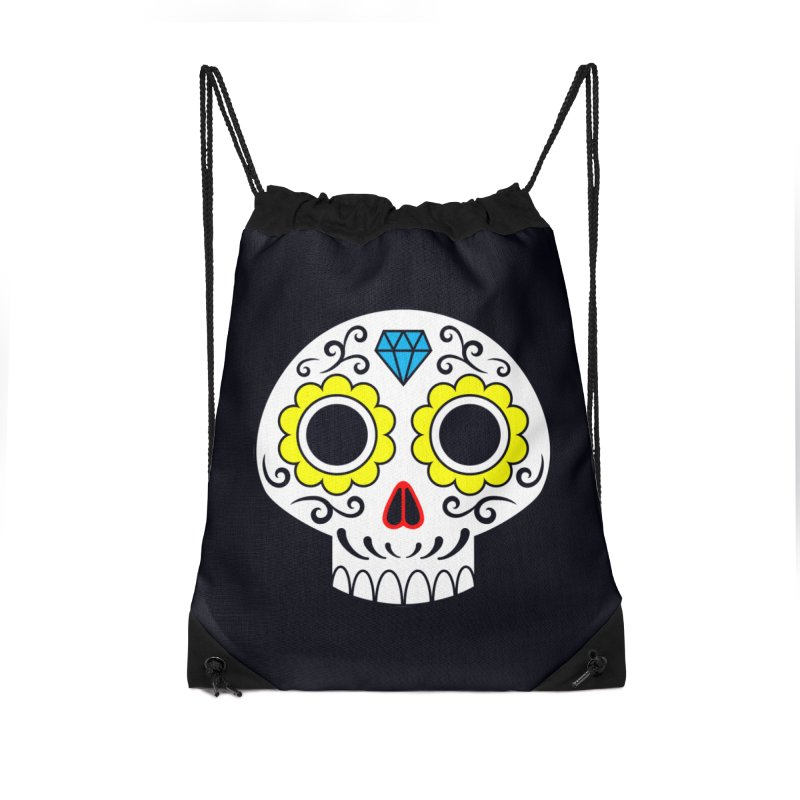 Sugar Skull for a cake Accessories Bag by Pig's Ear Gear on Threadless