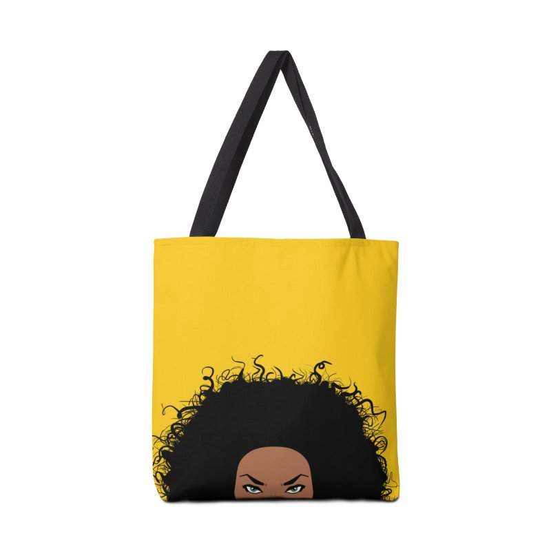 Lola Accessories Tote Bag Bag by Pig's Ear Gear on Threadless