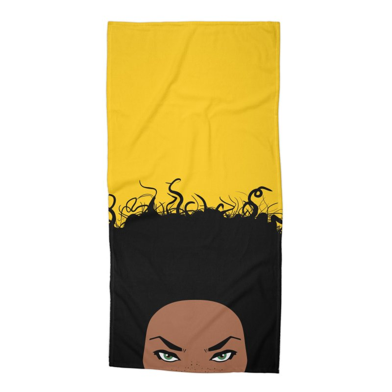 Lola Accessories Beach Towel by Pig's Ear Gear on Threadless