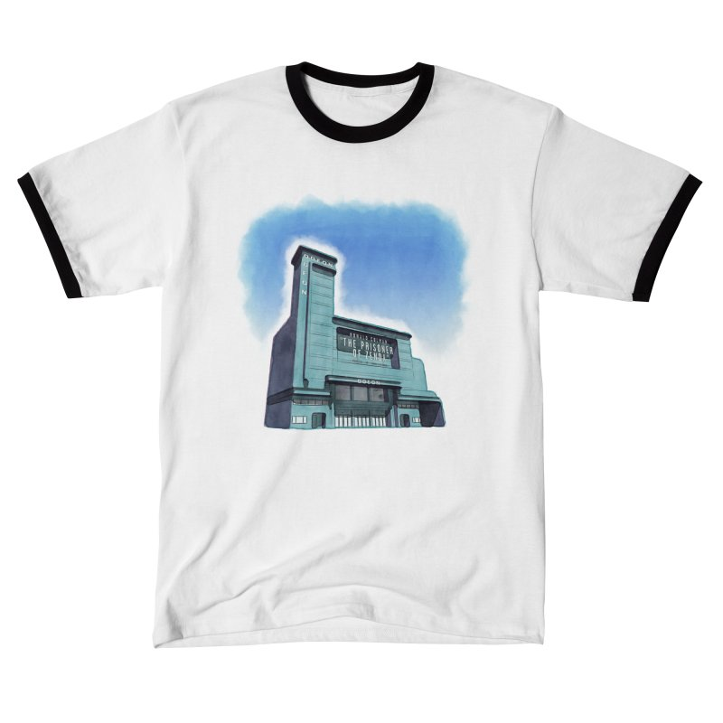 ODEON Leicester Square - Watercolour Women's T-Shirt by Pig's Ear Gear on Threadless