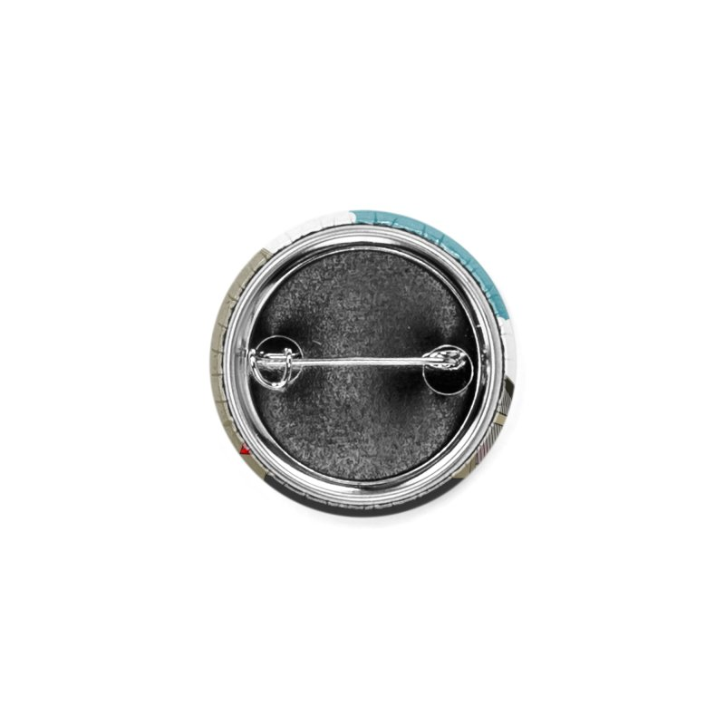 Stockwell Bus Garage 1952 Accessories Button by Pig's Ear Gear on Threadless
