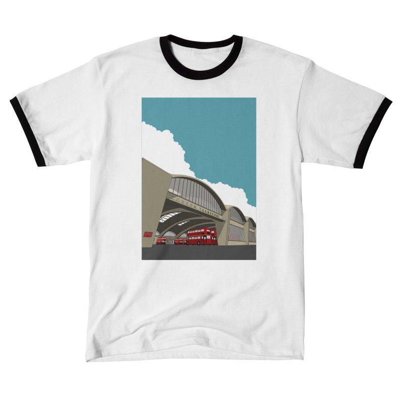 Stockwell Bus Garage 1952 Women's T-Shirt by Pig's Ear Gear on Threadless