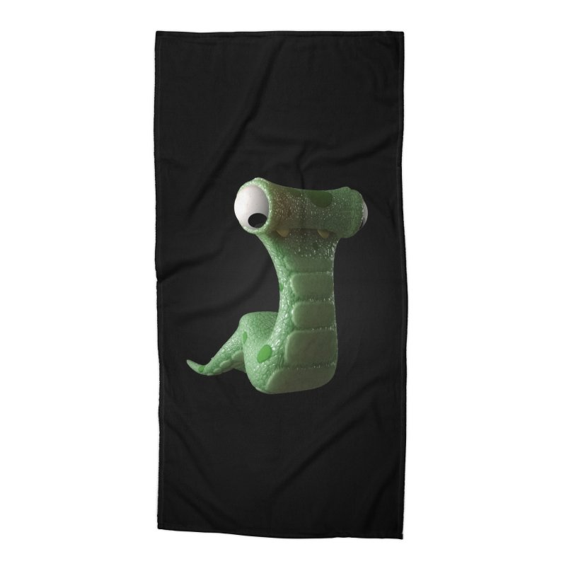 Guido Accessories Beach Towel by Pig's Ear Gear on Threadless
